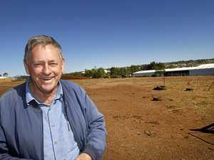 'It's mind-boggling': Berghofer on land sale over-supply