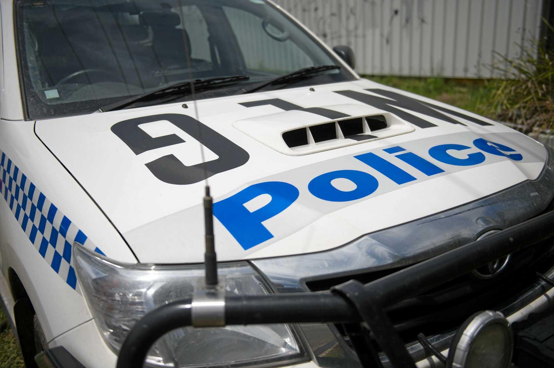 NSW police cars Coffs Harbour. 06  November 2015.  Photo  Trevor Veale/Coffs Coast Advocate