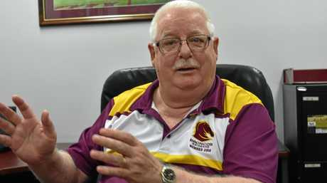 GLADSTONE businessman and Rotarian, John Whitten is a finalist in the 2017 Queensland Australian of the Year Awards in the Local Hero section for his suicide prevention work.