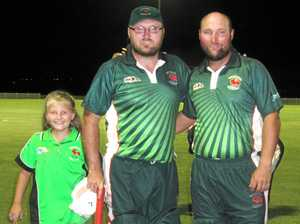 Stars align for Walkerston cricket legends