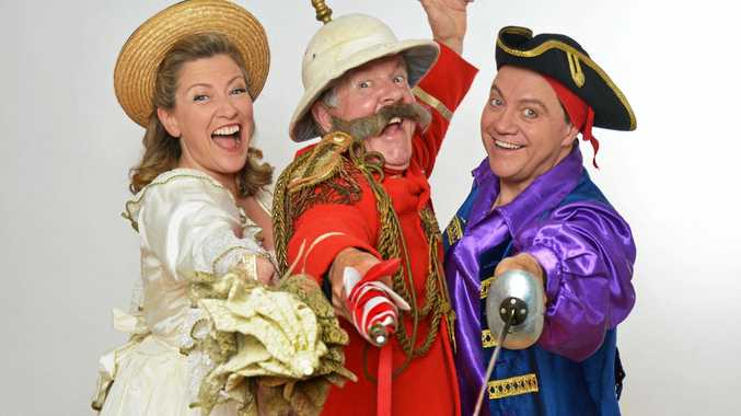 Pirates of Penzance will dazzle Mackay audiences next month.