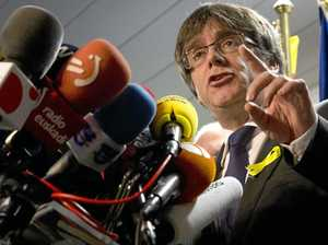 Catalonia sticks with 'exiled' leader