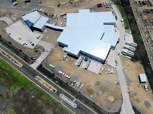 TECH FORTRESS: Toowoomba's $40m data centre opens