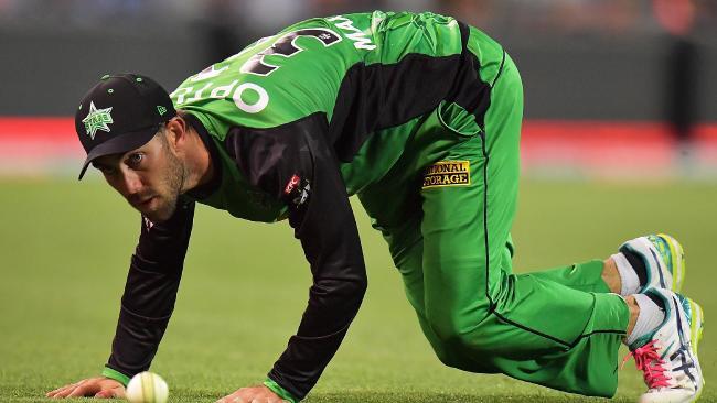 Glenn Maxwell's Aussie career is in limbo.