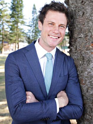 Dr Nick Fuller. Adam Yip
