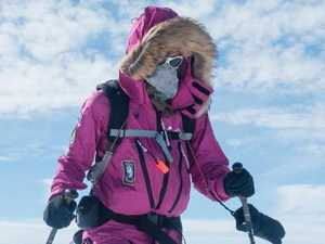Australian teen youngest in history to ski to South Pole
