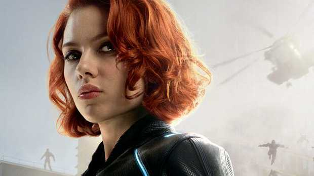 MARVEL Hires Writer for BLACK WIDOW Film
