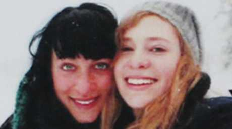 Jessica and Annabelle Falkholt were pulled from the wreckage and taken to hospital. Annabelle died three days later.
