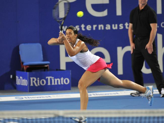 Marion Bartoli has won many admirers for sharing her story.