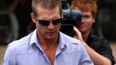 Ben Cousins spent nearly a year behind bars. Picture: Getty