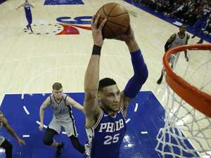 Simmons hoses down All-Star hype