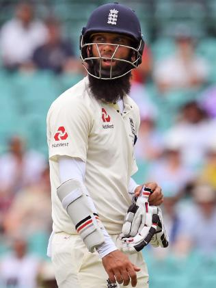 Ashes flop Moeen Ali survived the selectors cut.