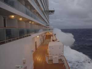Cruise ship from hell