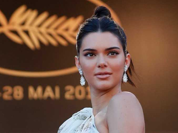 """Jenner has opened up to Harper's Bazaar US about her """"debilitating anxiety""""."""