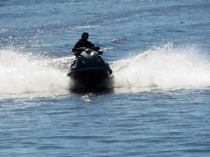 JETSKI BLITZ: Irresponsible riders under the spotlight