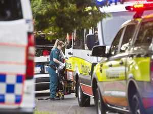 Stabbing in Anzac Avenue