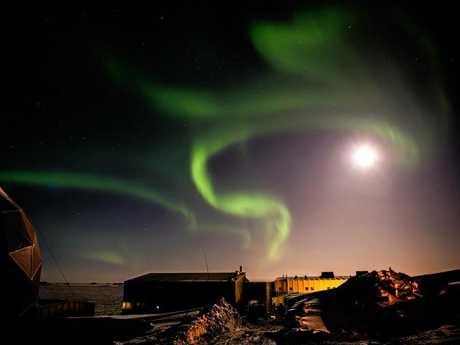 Nature's spectacular light show.