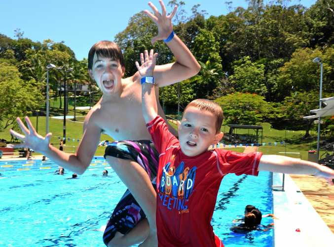 Hanging out at the local pool has been a right of passage for generations of young Australians.