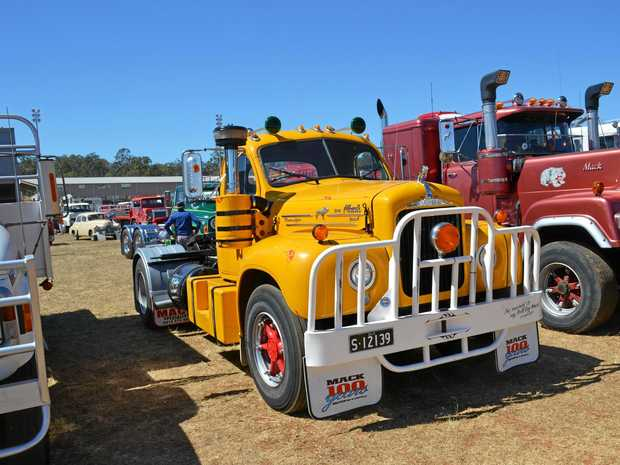 GET OUT AND ABOUT: You'll be sure to stumble on a piece of trucking history at one of the many events of offer.