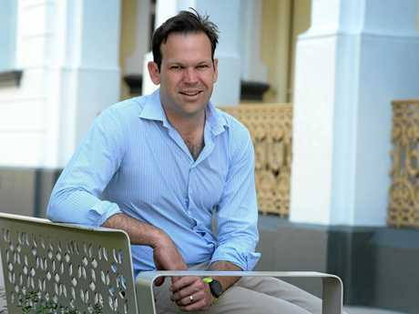 POTENTIAL CANDIDATE: The Rookwood Weir site could be eligible for NAIF funds if the Queensland Government was struggling to come up with the money for the long-awaited project, according to Senator Matt Canavan.