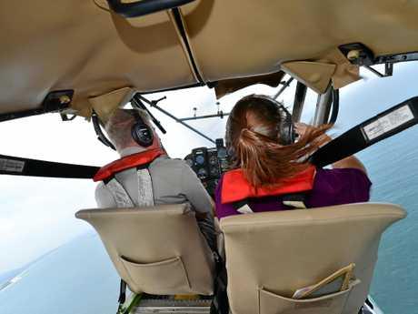 Paradise Seaplanes are starting their summer season. Tessa Mapstone enjoys the flight.