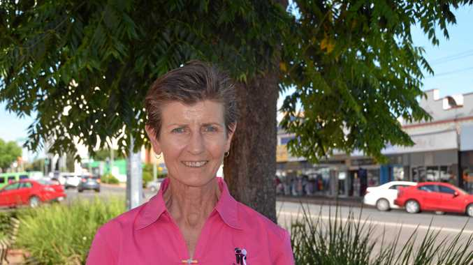 GIVING BACK: Equestrian rider and cancer survivor Sue Cox works as a breast care nurse.