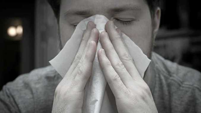 FESTIVAL FLU: The Falls Flu is currently doing the rounds of Byron Shire.