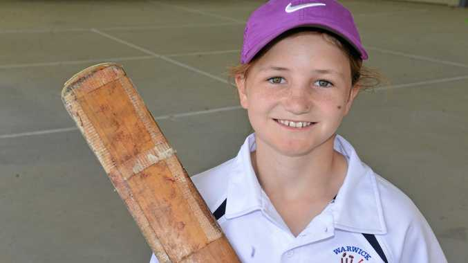 Lucy Bourke is playing in a national final at Barooga on Friday.