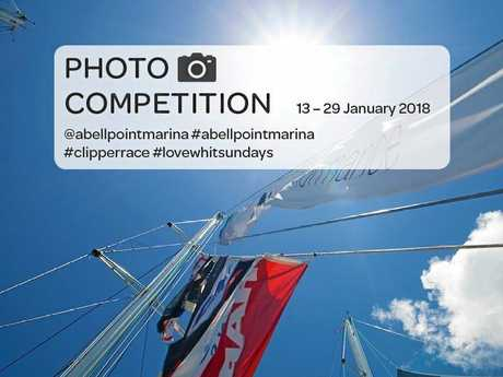 Be sure to tag your images #abellpointmarina #ClipperRace and #lovewhitsundays and add @abellpointmarina in the caption.