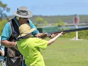 SUNfest Clay Shooting - Jan 12, 2018