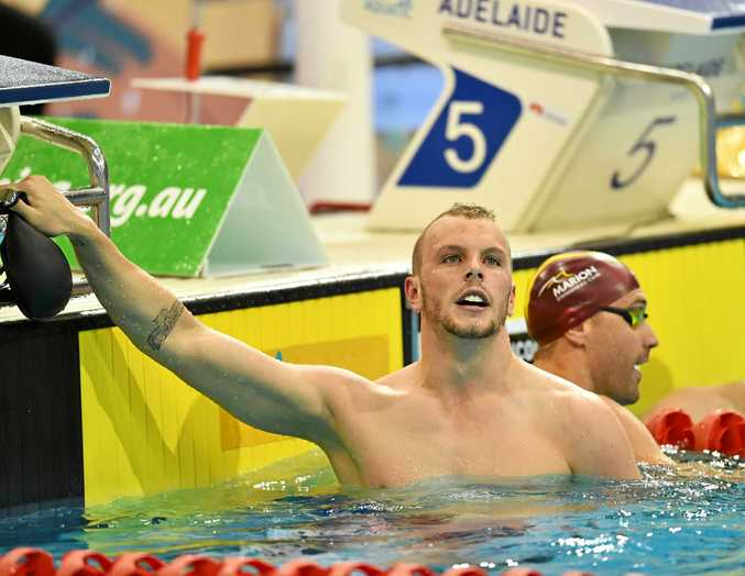 Rio 100m freestyle gold medallist Kyle Chalmers missed the world championships in 2017 after undergoing heart surgery but has the Gold Coast Commonwealth Games in his sights.