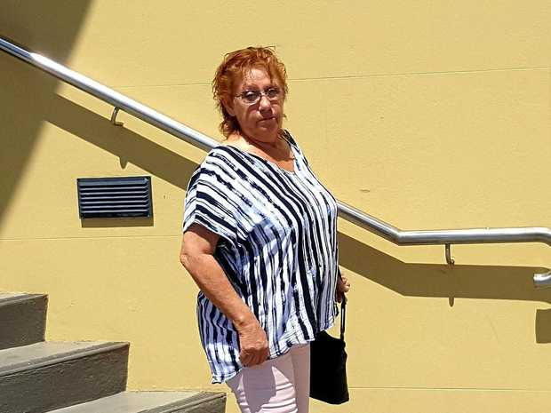 Cassandra Jade Mann, 61, faced Mackay Magistrates Court and was found guilty of stealing a dog and injuring it by getting it desexed by a vet.