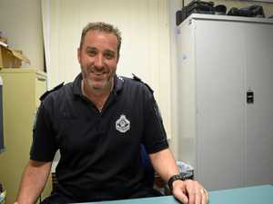 First shift is an eye-opener for Warwick police officer