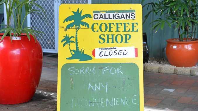 Espresso Garden in Andergrove is temporarily closed.