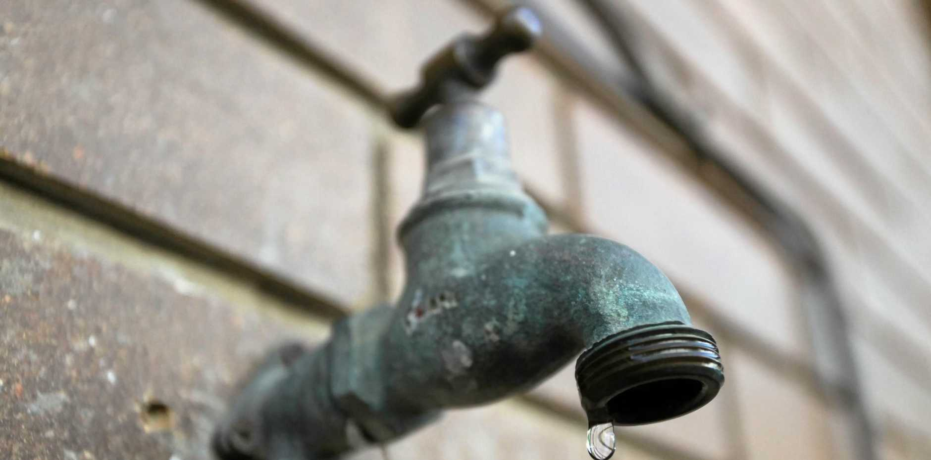 WATER ISSUES: Residents are asked to help conserve water while council resolves the boil water alert.