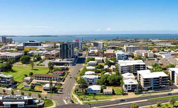THE CBD is cited as the ideal place to support future growth as Gladstone's population heads to 100,000 and beyond in less than 20 years.