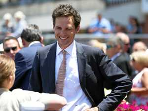 Trainer's relief as filly finally arrives for Classic