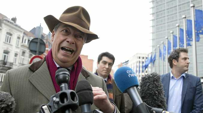 Prominent Leave campaigner Nigel Farage has floated the idea of a having a second Brexit referendum.