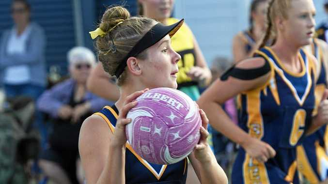 CENTRE: Bullets wing attack Jaymee Ericson was recently picked for Suncoast Lynx.