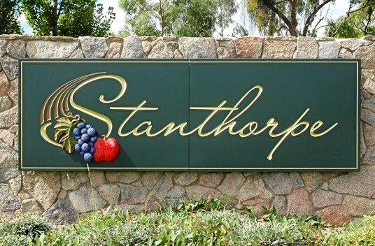 Welcome to Stanthorpe.