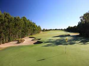 Pelican Waters Golf - Hole Five Flyover