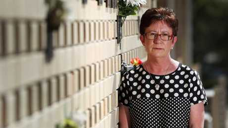 Jenny McBean says the family of Janice Valigura were devastated when they arrived at the crematorium to investigate fears of a coffin swap. Picture: Nigel Hallett