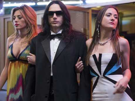 James Franco in a scene from film, The Disaster Artist. Picture: Supplied