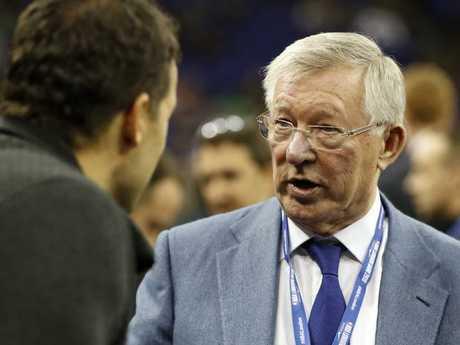 Sir Alex Ferguson. (AP Photo/Kirsty Wigglesworth)