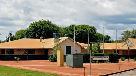 Casuarina Street Primary School is expected to be packed this morning for Dolly's memorial service.