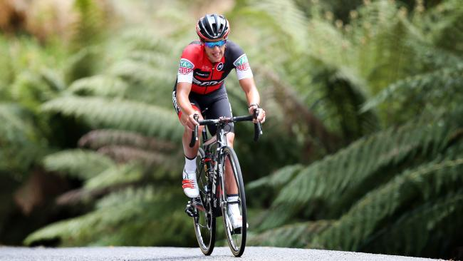 Richie Porte has worked his way back to full fitness after last year's horrific crash in the Tour. Picture: Michael Klein
