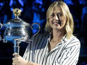 Sharapova's presence draws savage backlash