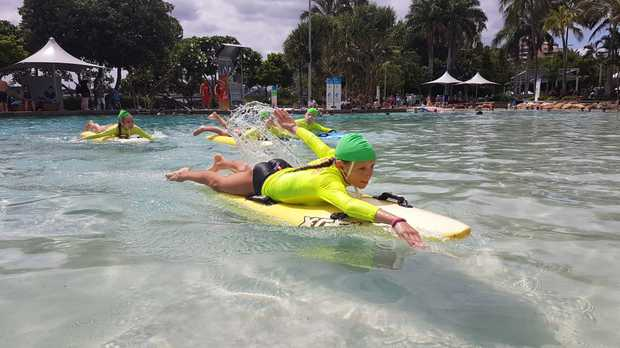 Surf Life Saving Queensland's Little Lifesavers program is coming to Springfield.