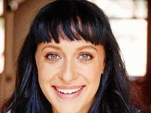 Jessica Falkholt clings to life
