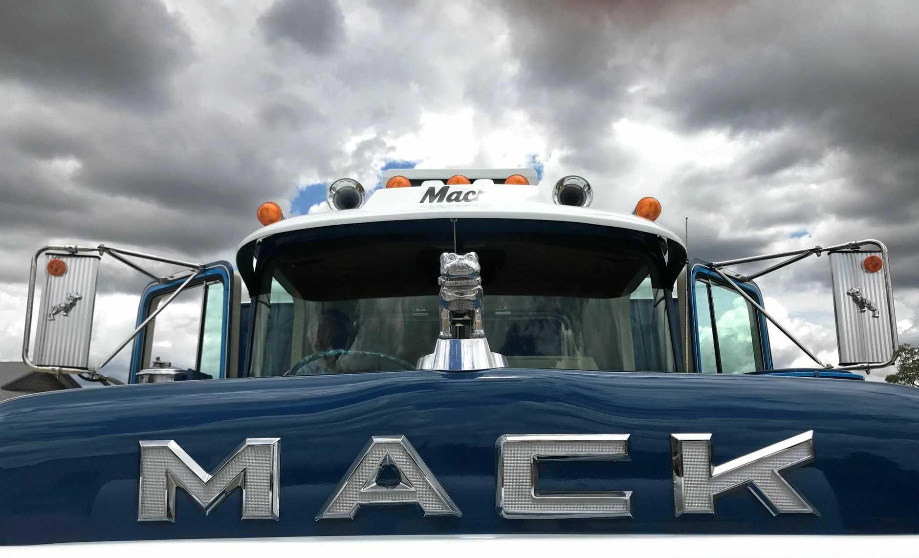 Mack Centenial